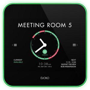 """Evoko Liso Room Manager – 8"""""""