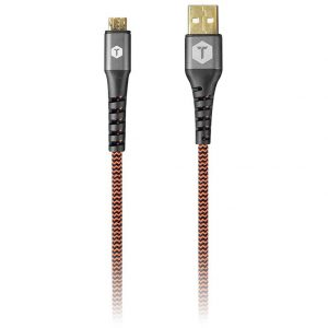 Laddkabel Flätad, Micro-USB