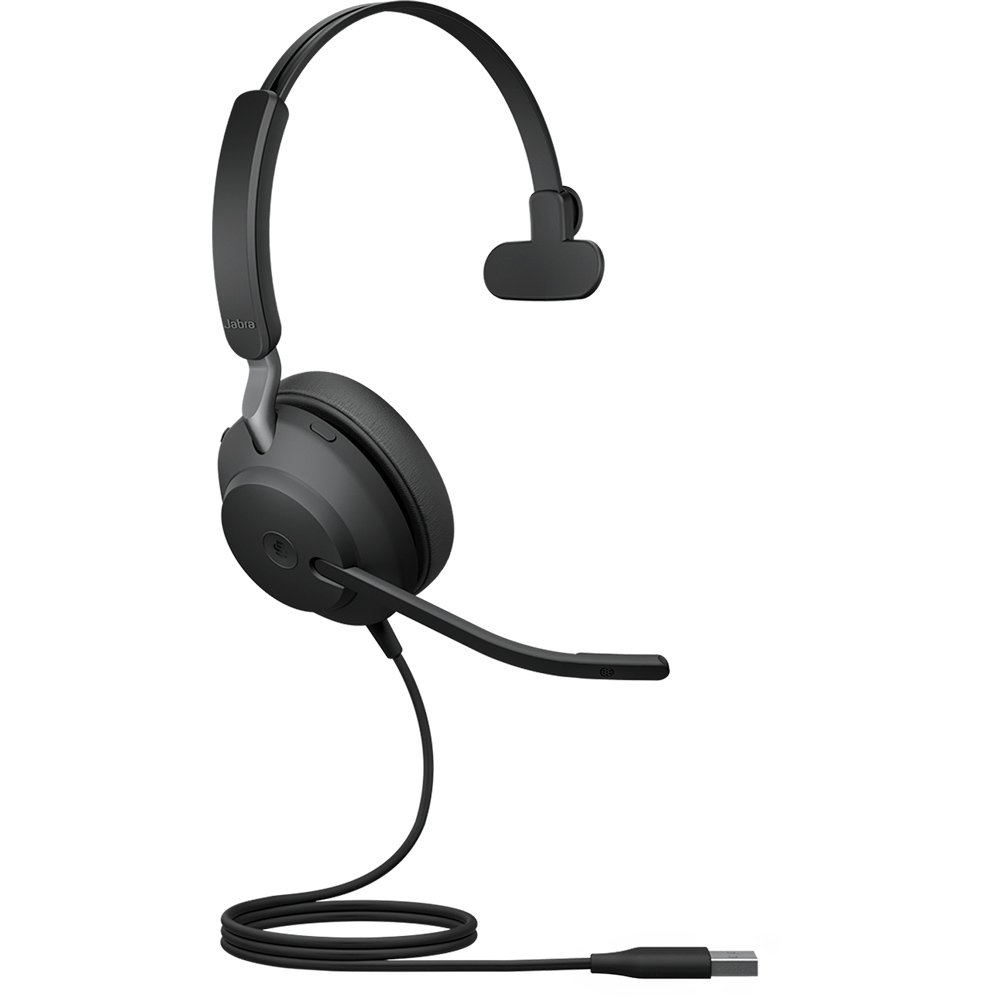 Jabra Evolve2 40 MS Mono USB-A