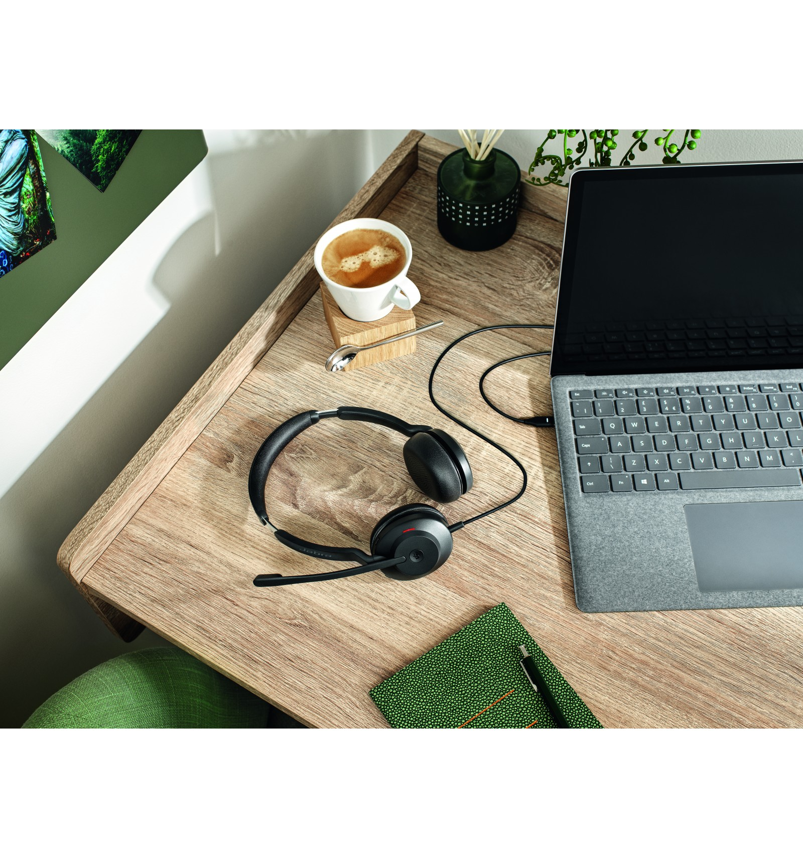 Jabra Evolve2 30 MS Stereo USB-C